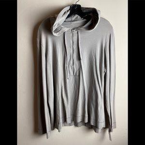 Eileen Fisher Womens half zip sweater size XL